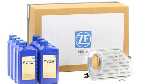 Oleje a filtry do automatických převodovek ZF